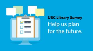 Take the 2019 Library Survey