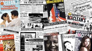 UBC Library users now able to access the digital archives of Maclean's Magazine and the Toronto Star