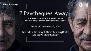 Photography exhibition brings diverse views about Vancouver's DTES to the UBC community