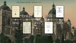 More than 100 years of BC's provincial governmental papers now accessible online