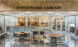 Woodward Library to close for scheduled maintenance January 4 and 5, 2020