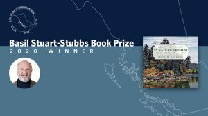 Michael Layland wins the 2020 Basil Stuart-Stubbs Prize for his celebration of the richly diverse flora and fauna of Vancouver Island.