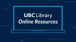 Remote access to resources and services for UBC Library users