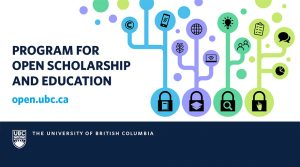 Apply for the Program for Open Scholarship and Education