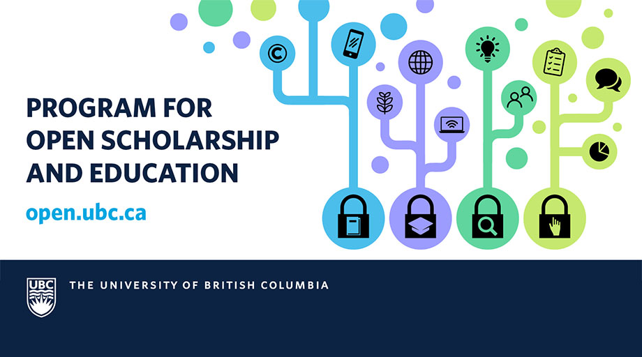 Program for Open Scholarship and Education