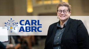 Dr. Susan E. Parker elected to the Canadian Association of Research Libraries' Board of Directors