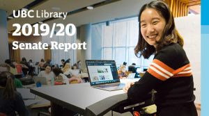 UBC Library 2019/20 Senate Report