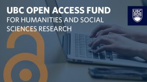 UBC Open Access Fund