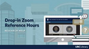 Drop-in Zoom Reference hours