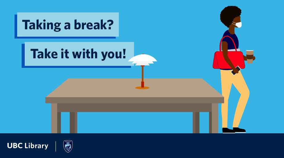 UBC Library Theft Prevention Campaign